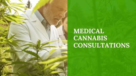 Medical Cannabis and CBD Consultations